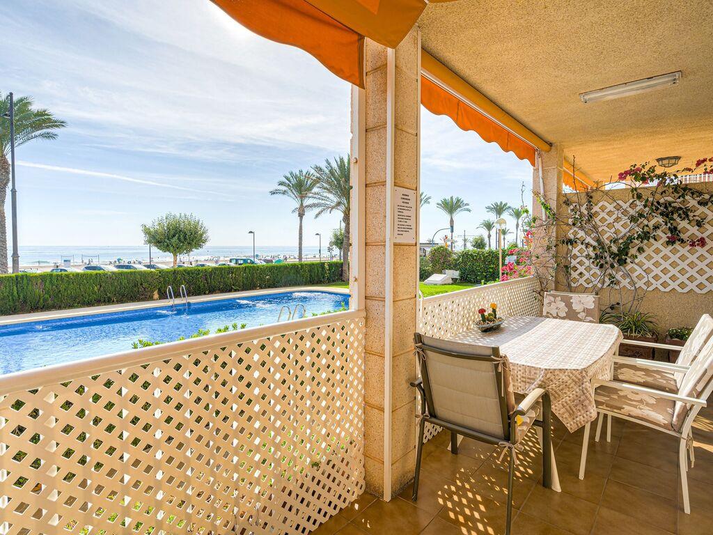 Ferienwohnung Herrliche Wohnung in El Campello mit Swimmingpool in der Nähe von Sea Beach (2838353), Coveta Fuma, Costa Blanca, Valencia, Spanien, Bild 3