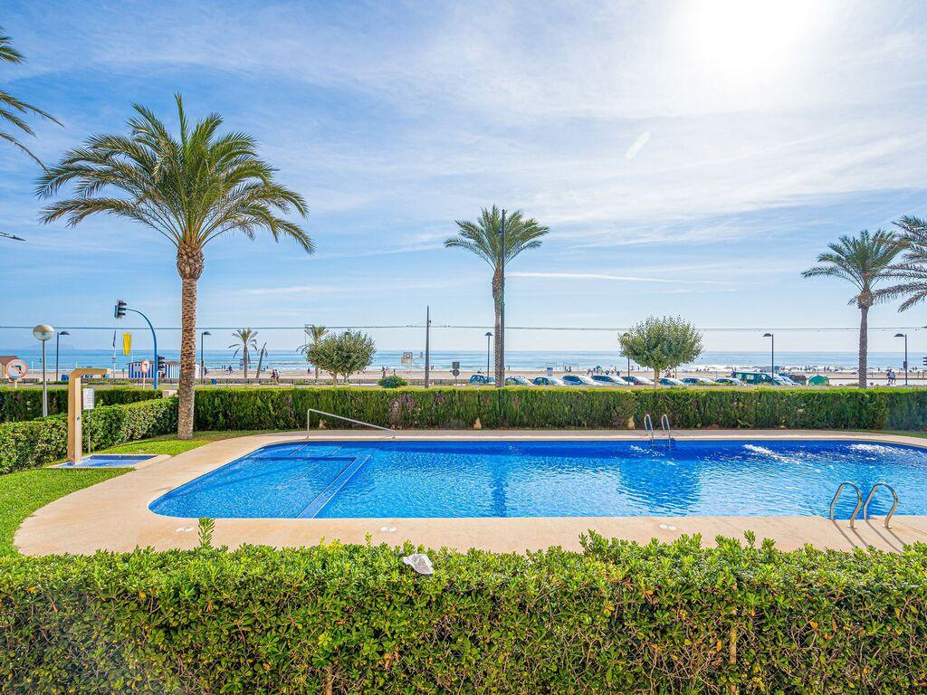 Ferienwohnung Herrliche Wohnung in El Campello mit Swimmingpool in der Nähe von Sea Beach (2838353), Coveta Fuma, Costa Blanca, Valencia, Spanien, Bild 9