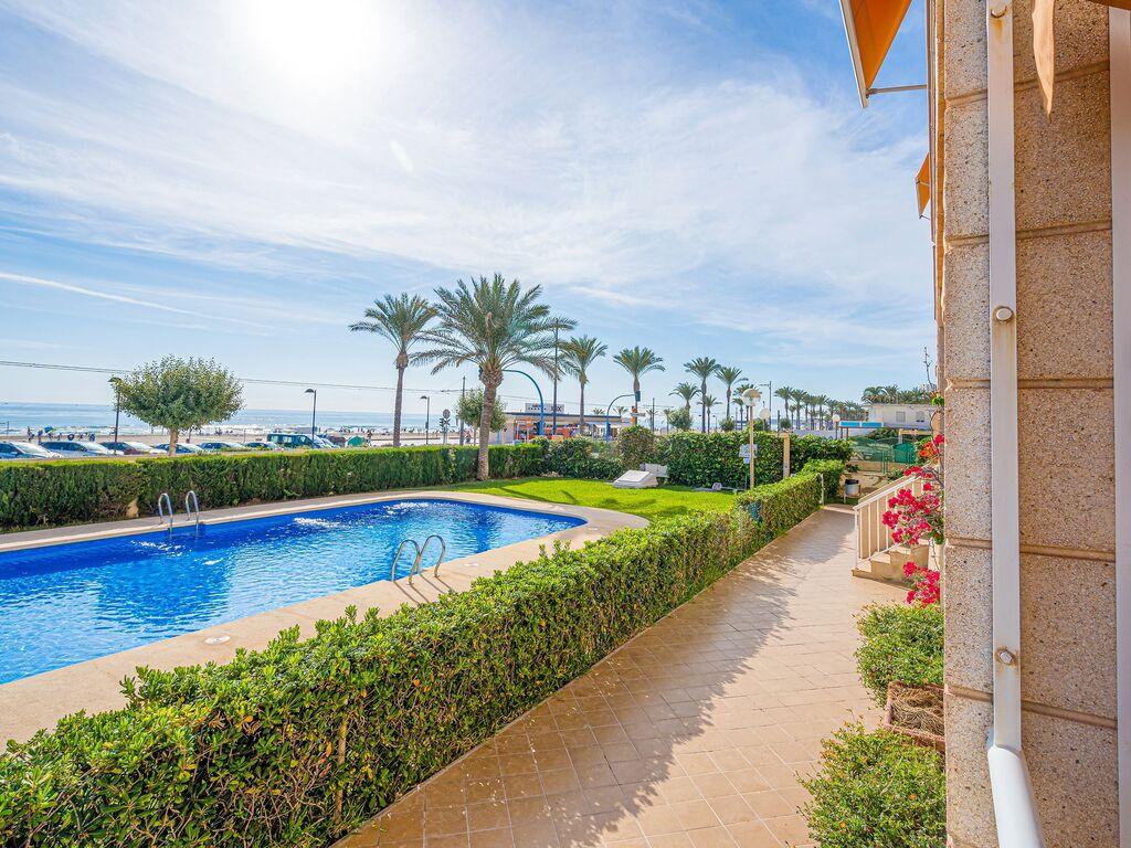 Ferienwohnung Herrliche Wohnung in El Campello mit Swimmingpool in der Nähe von Sea Beach (2838353), Coveta Fuma, Costa Blanca, Valencia, Spanien, Bild 10