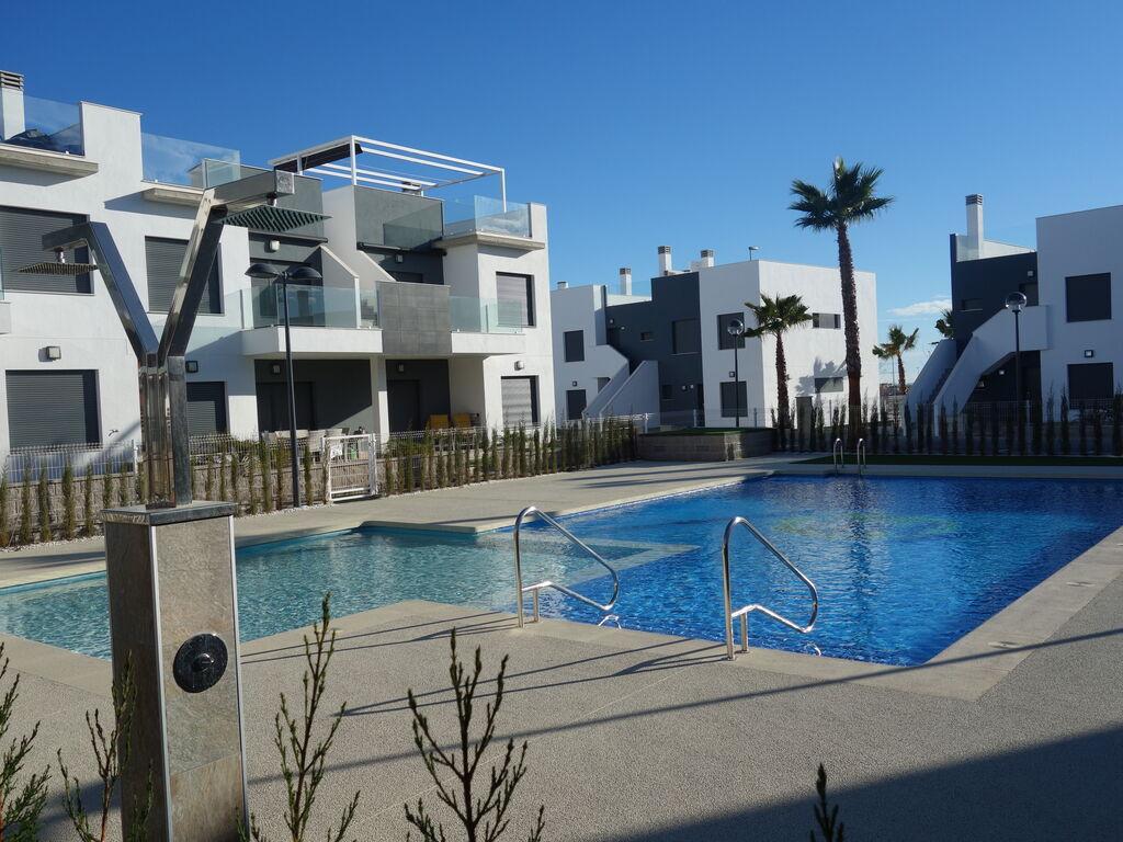 Ferienwohnung Moderne Villa in Pilar de la Horadada, 2 km vom Strand (2622961), Pilar de la Horadada, Costa Blanca, Valencia, Spanien, Bild 4