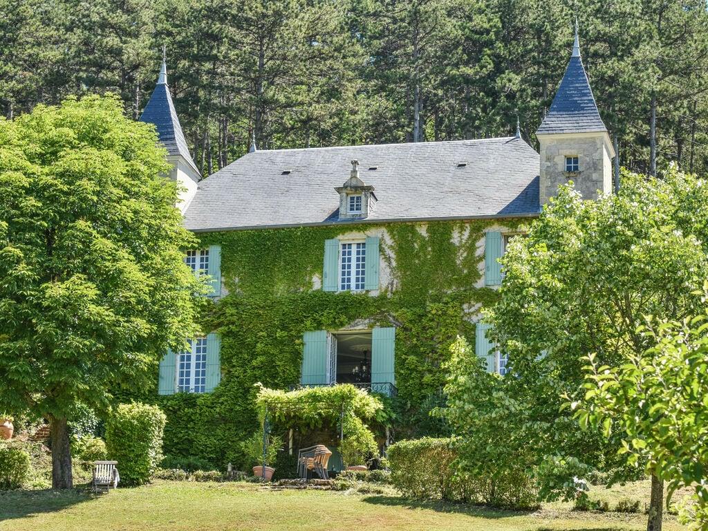 Schönes Landhaus an der Grenze Lot/ Dordogne  Besondere Immobilie