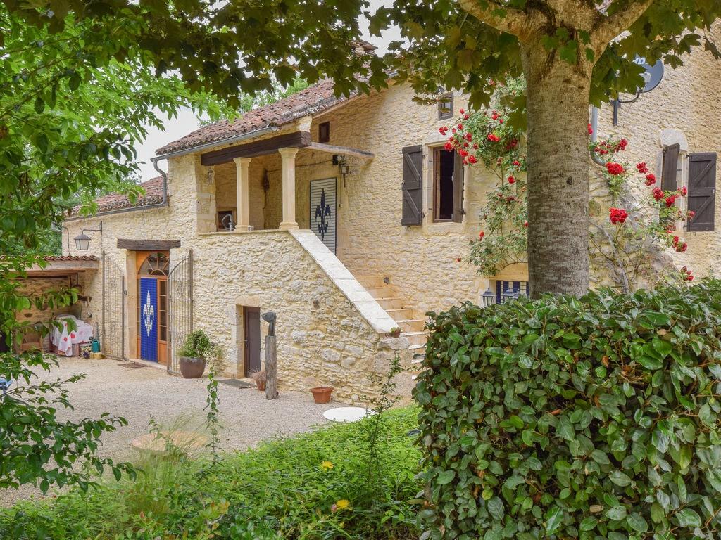 Ferienhaus Maison de vacances Lot (2616707), Puy l'Évêque, Lot, Midi-Pyrénées, Frankreich, Bild 2