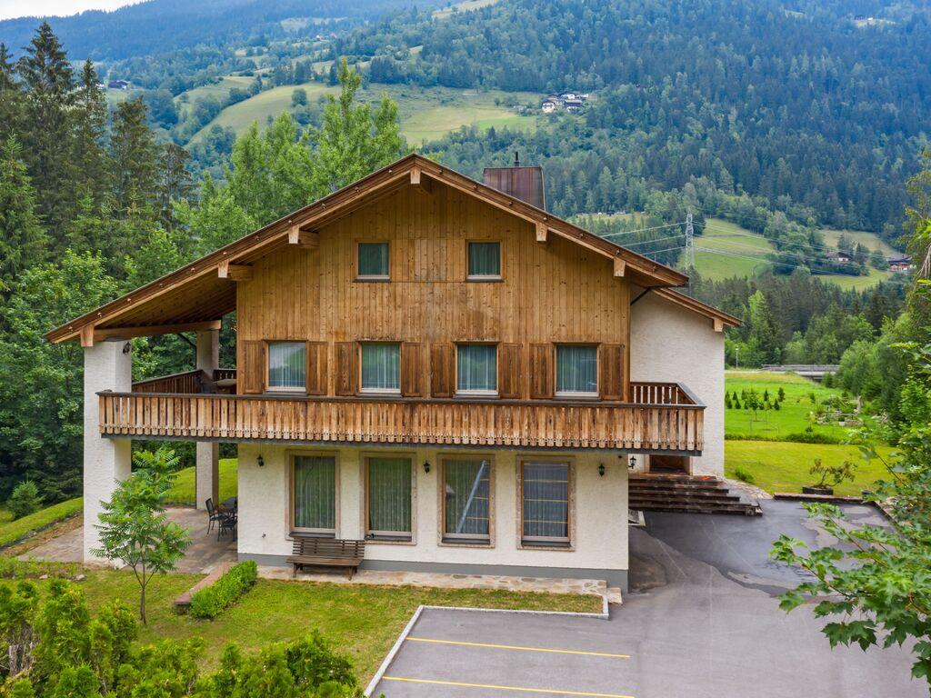 Holzferienhaus in Rangersdorf mit Terrasse Ferienhaus
