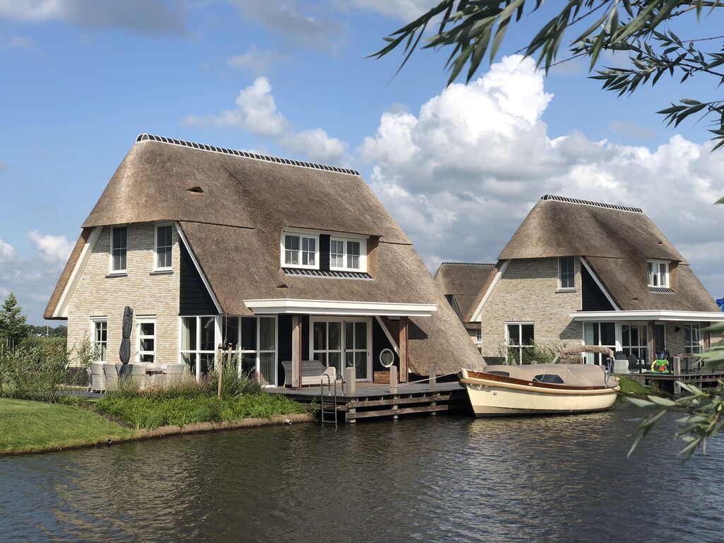 Friese Meren Villa's 1 Ferienpark in den Niederlande