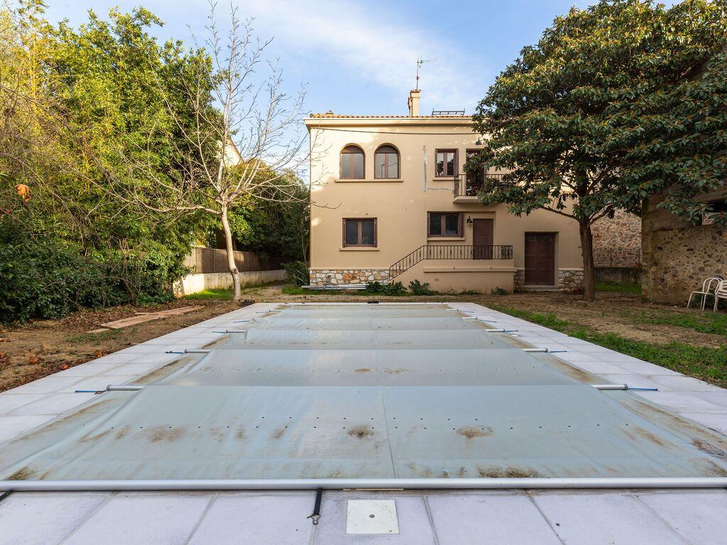 Ferienhaus Verführerisches Ferienhaus in Estagel mit privatem Pool (2858002), Estagel, Pyrénées-Orientales Binnenland, Languedoc-Roussillon, Frankreich, Bild 8