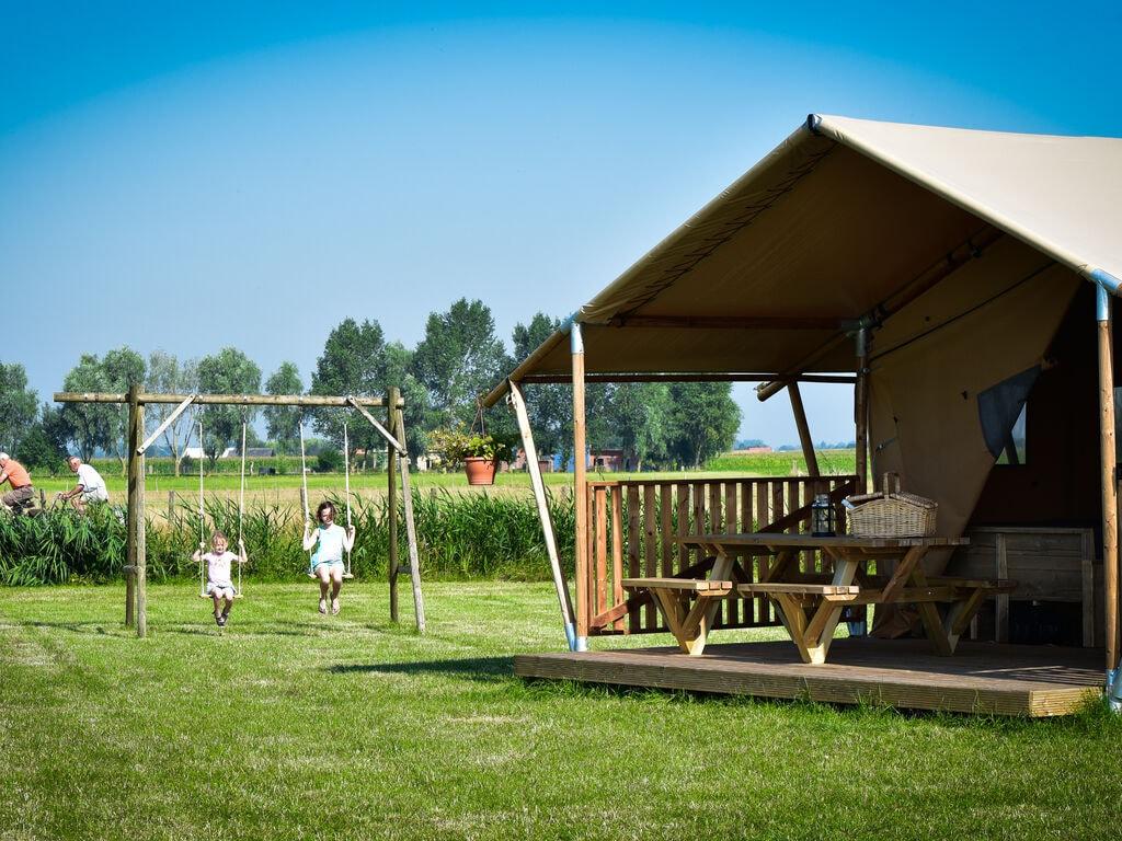 Ferienwohnung Zeltlodge mit Sanitäranlagen an Bedafse Bergen (2643474), Bedaf, , Nordbrabant, Niederlande, Bild 12