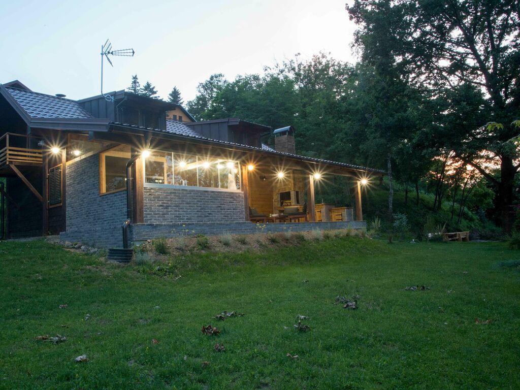 Ferienhaus Gemütliches Chalet in Lasinja mit Jacuzzi (2648365), Lasinja, , Mittelkroatien, Kroatien, Bild 36