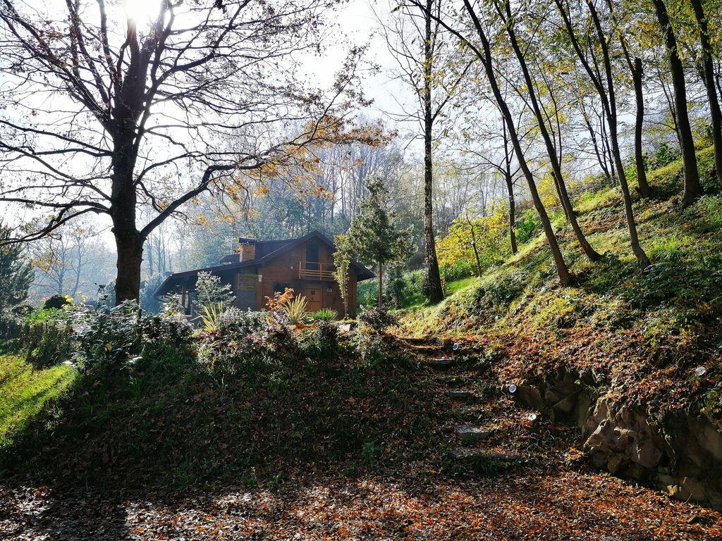 Ferienhaus Gemütliches Chalet in Lasinja mit Jacuzzi (2648365), Lasinja, , Mittelkroatien, Kroatien, Bild 22
