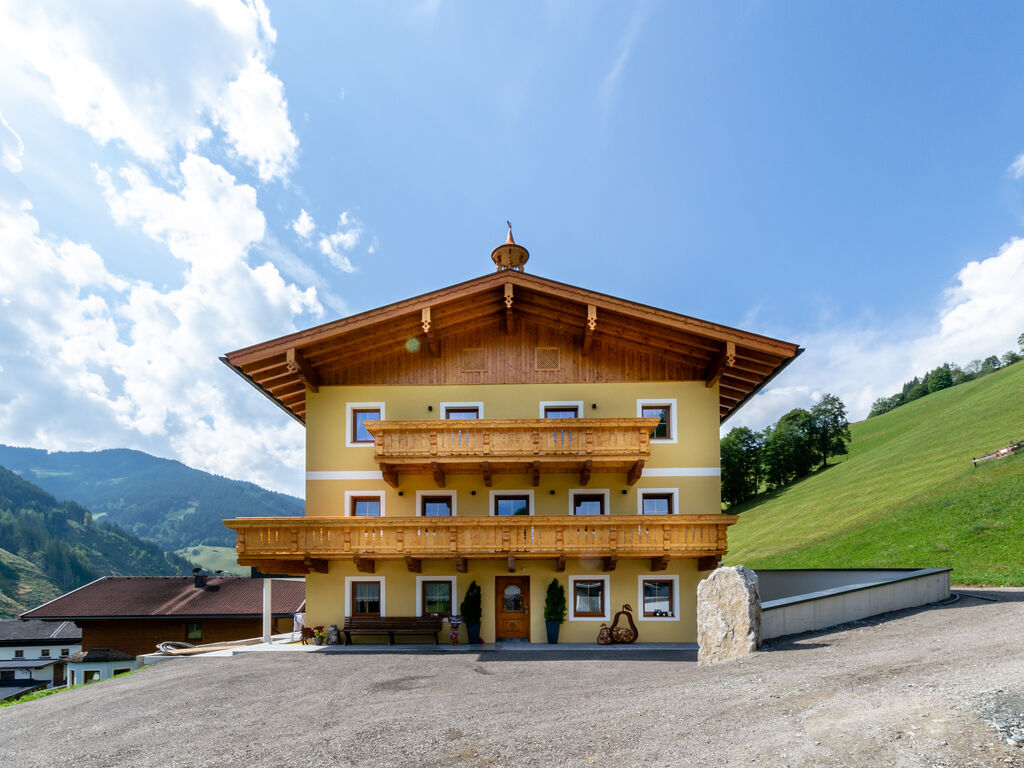 Appartement de vacances Saalachblick (2647587), Viehhofen, Pinzgau, Salzbourg, Autriche, image 5