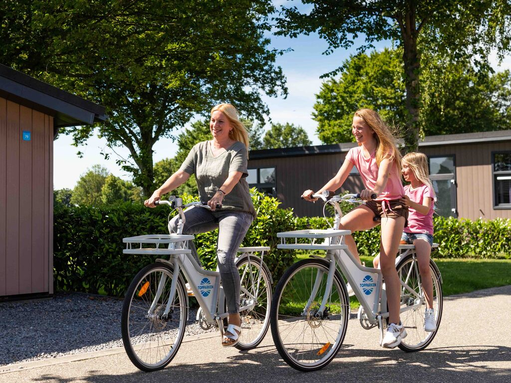 Ferienhaus Gut ausgestattetes Chalet mit Mikrowelle, in Wassernähe (2652663), Aalst (NL), Rivierenland, Gelderland, Niederlande, Bild 9