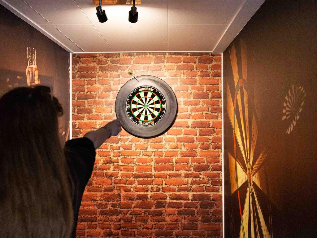 Ferienhaus Gut ausgestattetes Chalet mit Mikrowelle, in Wassernähe (2652663), Aalst (NL), Rivierenland, Gelderland, Niederlande, Bild 18