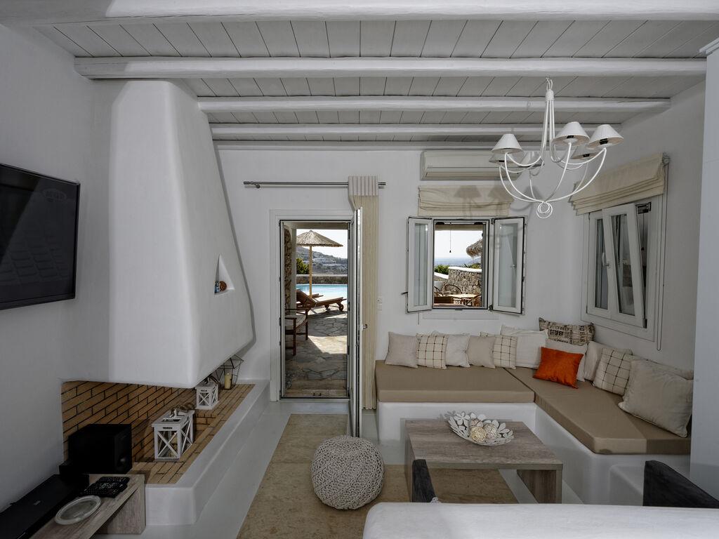 Holiday house Villa Lucia (2655601), Kalafatis, Mykonos, Cyclades, Greece, picture 14