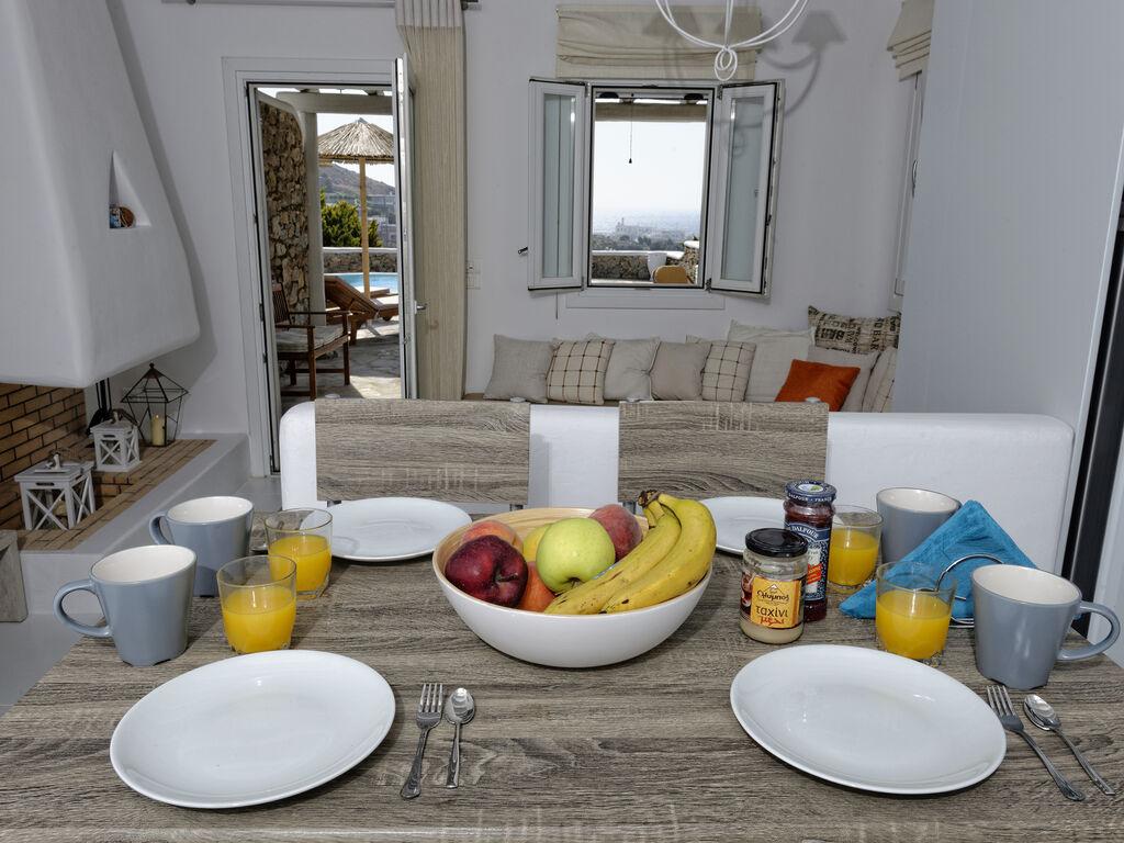 Holiday house Villa Lucia (2655601), Kalafatis, Mykonos, Cyclades, Greece, picture 15
