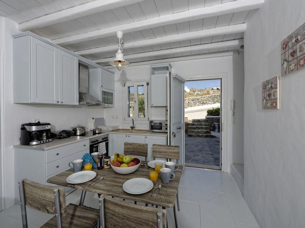 Holiday house Villa Lucia (2655601), Kalafatis, Mykonos, Cyclades, Greece, picture 18