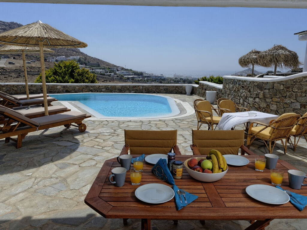 Holiday house Villa Lucia (2655601), Kalafatis, Mykonos, Cyclades, Greece, picture 9