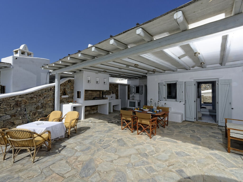 Holiday house Villa Lucia (2655601), Kalafatis, Mykonos, Cyclades, Greece, picture 3