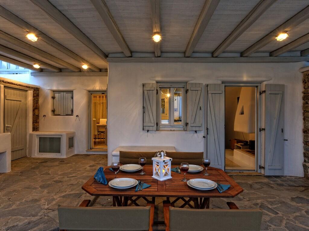 Holiday house Villa Lucia (2655601), Kalafatis, Mykonos, Cyclades, Greece, picture 5