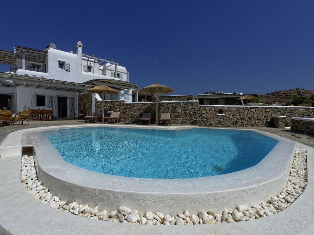 Holiday house Villa Lucia (2655601), Kalafatis, Mykonos, Cyclades, Greece, picture 6