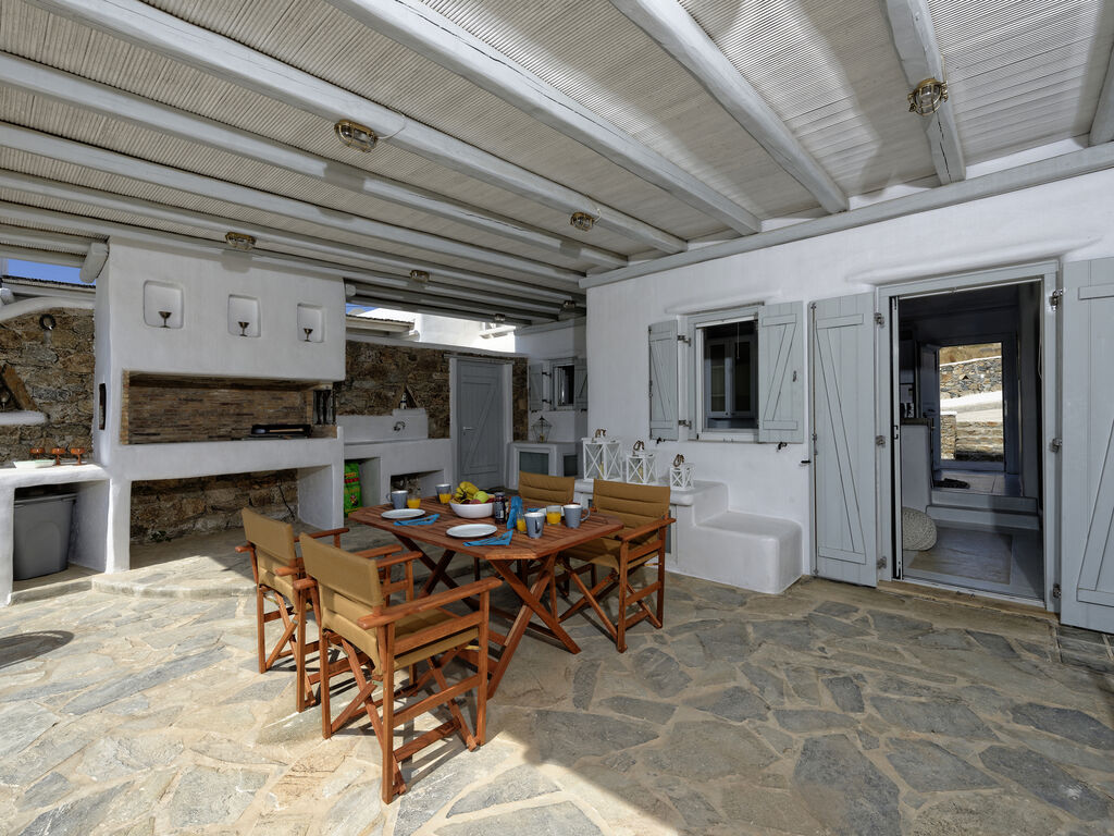 Holiday house Villa Lucia (2655601), Kalafatis, Mykonos, Cyclades, Greece, picture 7
