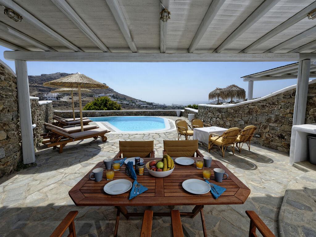Holiday house Villa Lucia (2655601), Kalafatis, Mykonos, Cyclades, Greece, picture 8