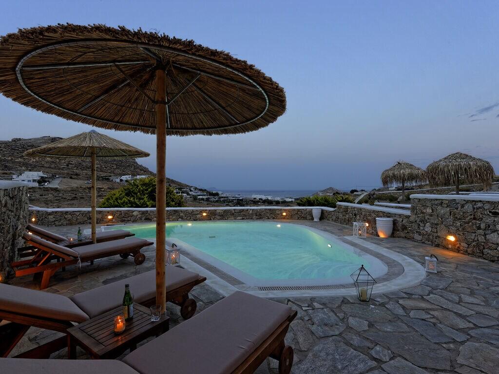 Holiday house Villa Lucia (2655601), Kalafatis, Mykonos, Cyclades, Greece, picture 10