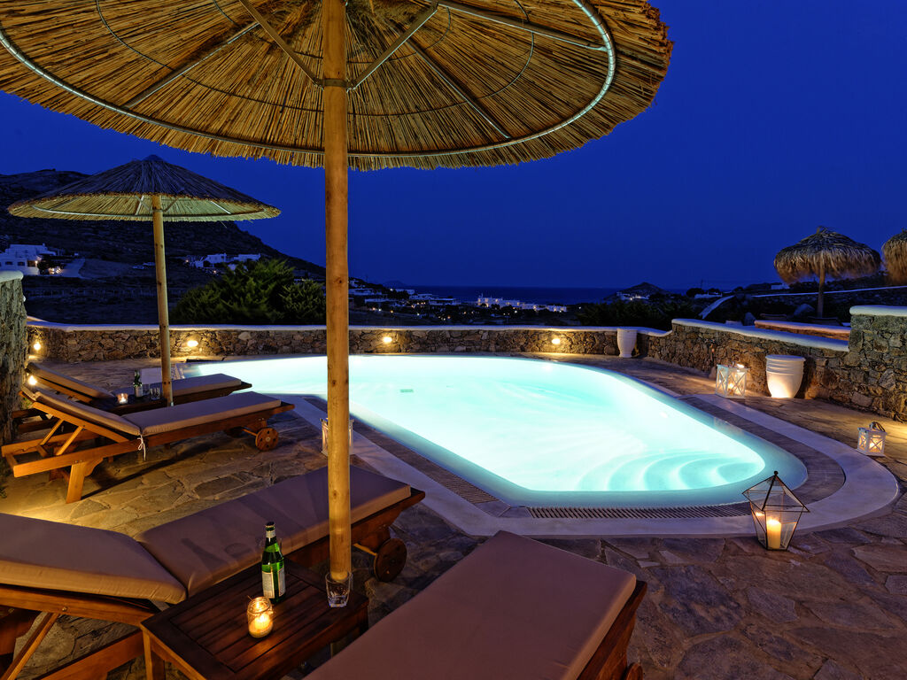 Holiday house Villa Lucia (2655601), Kalafatis, Mykonos, Cyclades, Greece, picture 11