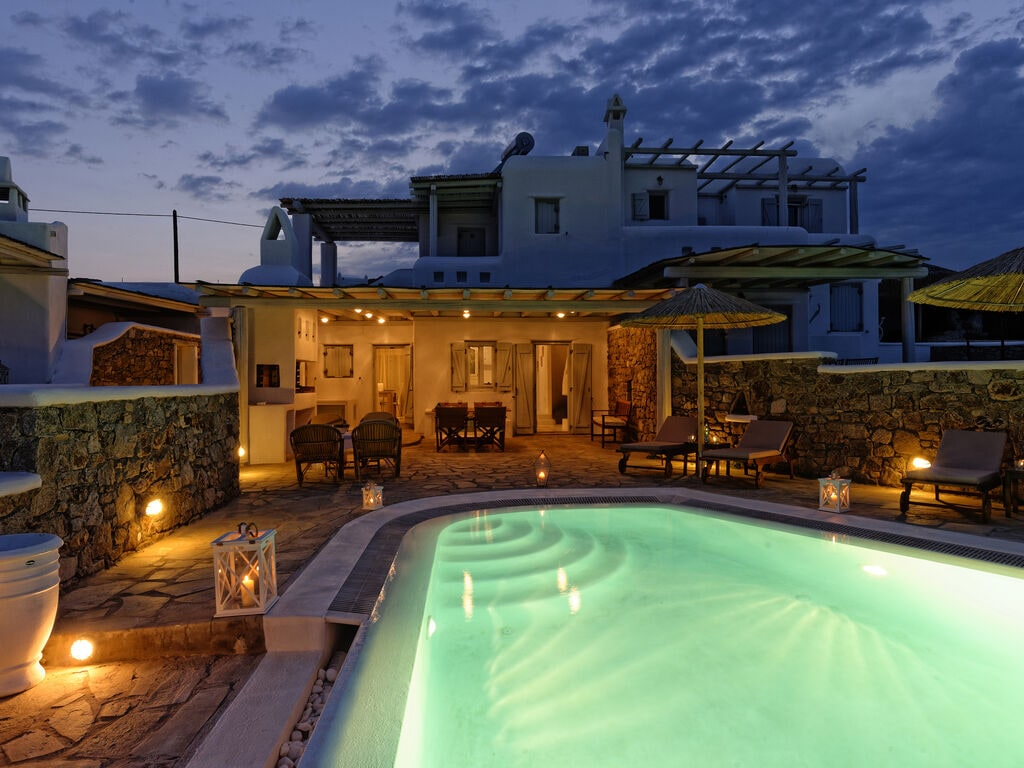 Holiday house Villa Lucia (2655601), Kalafatis, Mykonos, Cyclades, Greece, picture 13