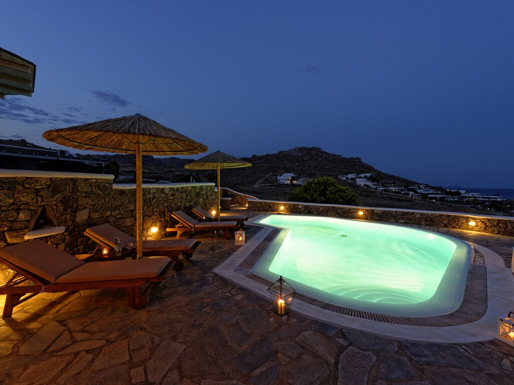 Holiday house Villa Lucia (2655601), Kalafatis, Mykonos, Cyclades, Greece, picture 12