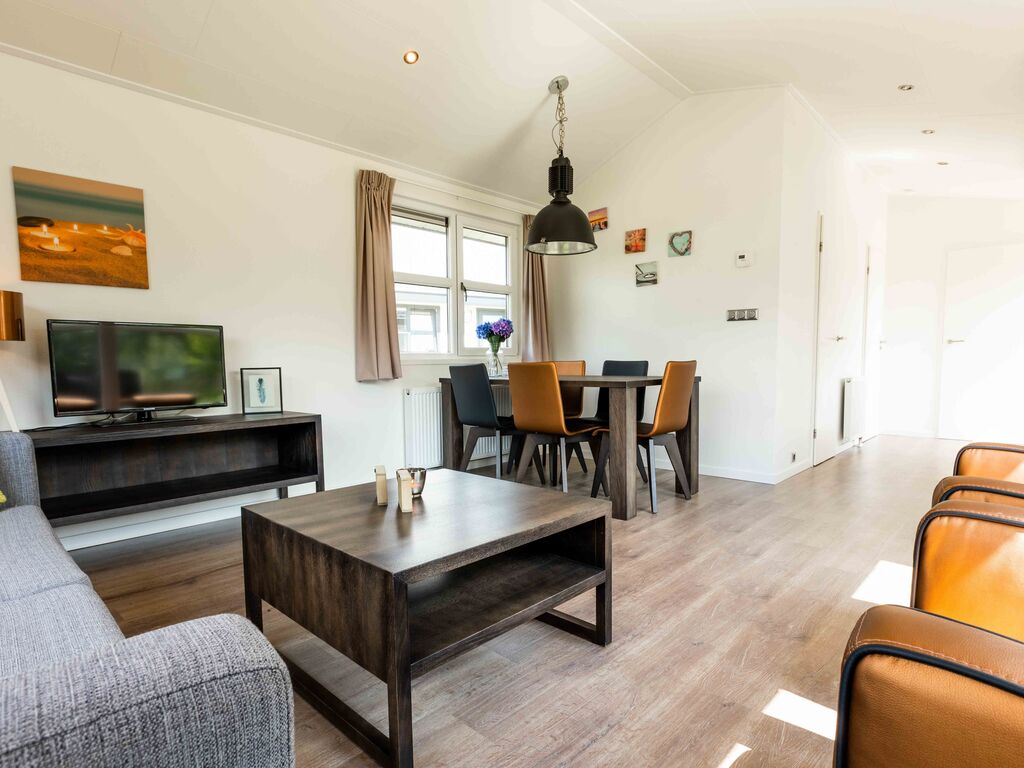 Ferienhaus Modernes Chalet mit Kombi-Mikrowelle, in Wassernähe (2652664), Aalst (NL), Rivierenland, Gelderland, Niederlande, Bild 3