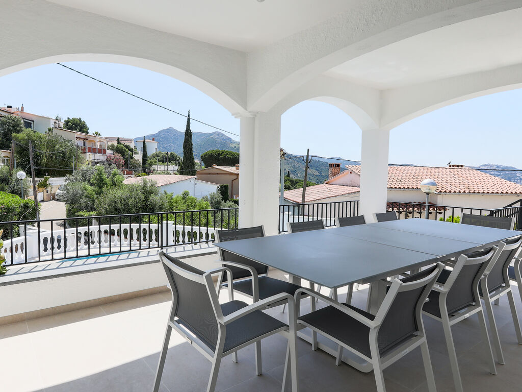 Ferienhaus Elegante Villa in Roses mit privatem Swimmingpool (2808849), El Mas Fumats, Costa Brava, Katalonien, Spanien, Bild 30