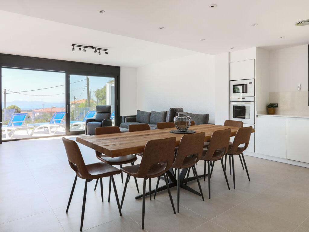 Ferienhaus Elegante Villa in Roses mit privatem Swimmingpool (2808849), El Mas Fumats, Costa Brava, Katalonien, Spanien, Bild 10