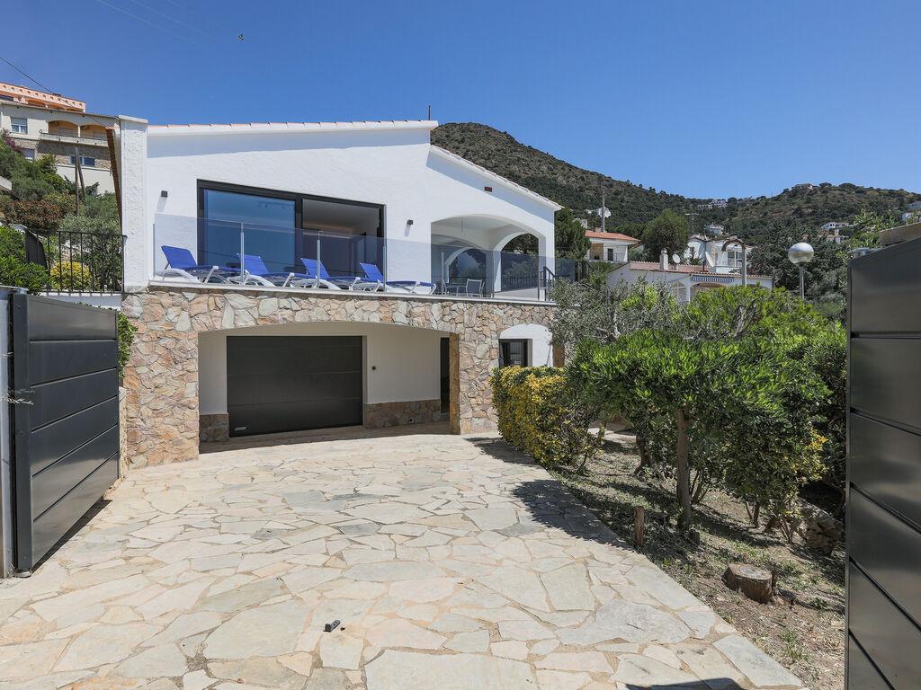 Ferienhaus Elegante Villa in Roses mit privatem Swimmingpool (2808849), El Mas Fumats, Costa Brava, Katalonien, Spanien, Bild 36