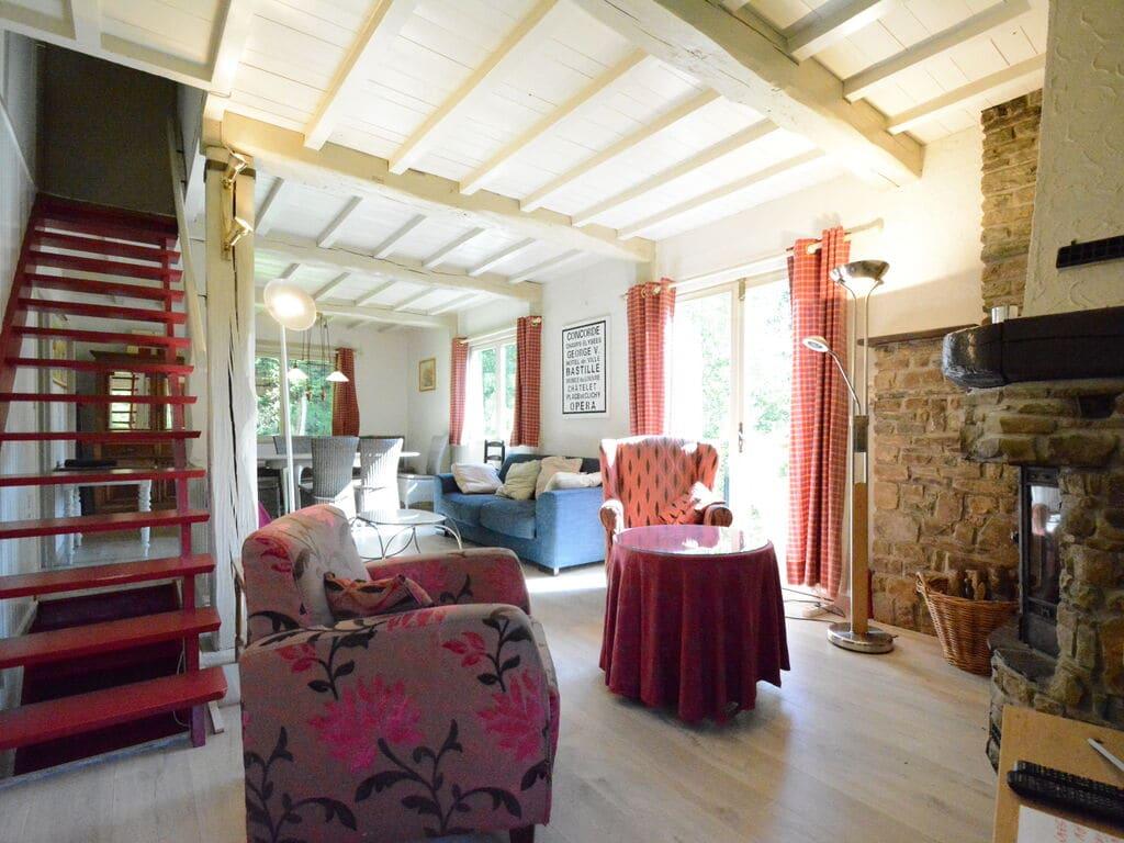 Ferienhaus Luxuriöses tierfreundliches Chalet in Bièvre in Waldnähe (2685050), Bièvre, Namur, Wallonien, Belgien, Bild 10