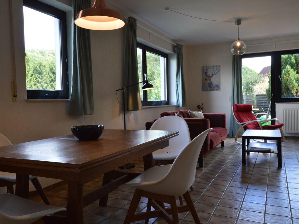 Modernes Ferienhaus in der Eifel mit Sauna Ferienhaus in der Eifel