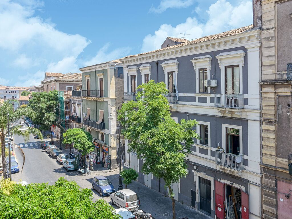 Maison de vacances Schönes Ferienhaus in Catania mit Grill (2774549), Villa Caruso, Catania, Sicile, Italie, image 6