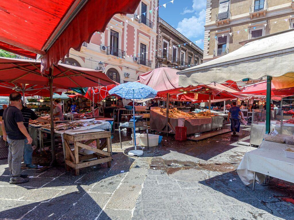 Maison de vacances Schönes Ferienhaus in Catania mit Grill (2774549), Villa Caruso, Catania, Sicile, Italie, image 28
