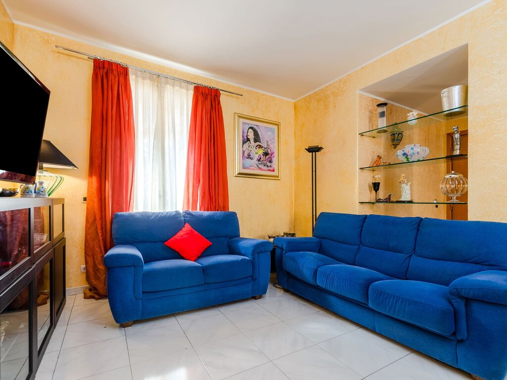 Maison de vacances Schönes Ferienhaus in Catania mit Grill (2774549), Villa Caruso, Catania, Sicile, Italie, image 2
