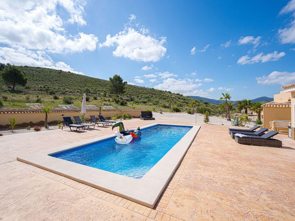Verträumtes Ferienhaus in Valencia mit privat