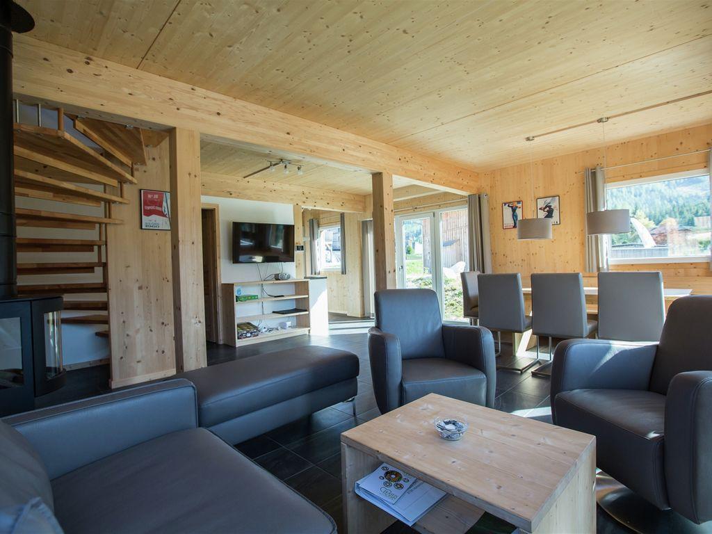 Holiday house Tauernchalet XL 8p (2734302), Hohentauern, Murtal, Styria, Austria, picture 4
