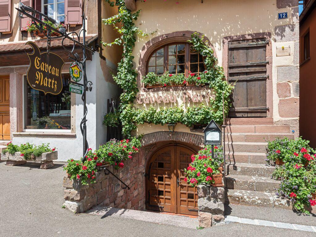 Holiday apartment Angenehme Wohnung in Dambach-la-Ville in der Nähe des Stadtzentrums (2814663), Dambach la Ville, Bas-Rhin, Alsace, France, picture 10