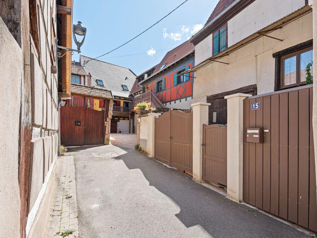 Holiday apartment Angenehme Wohnung in Dambach-la-Ville in der Nähe des Stadtzentrums (2814663), Dambach la Ville, Bas-Rhin, Alsace, France, picture 21