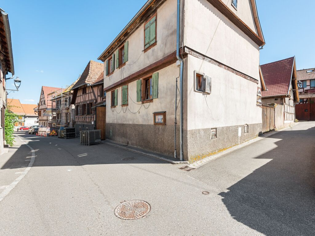 Holiday apartment Angenehme Wohnung in Dambach-la-Ville in der Nähe des Stadtzentrums (2814663), Dambach la Ville, Bas-Rhin, Alsace, France, picture 22
