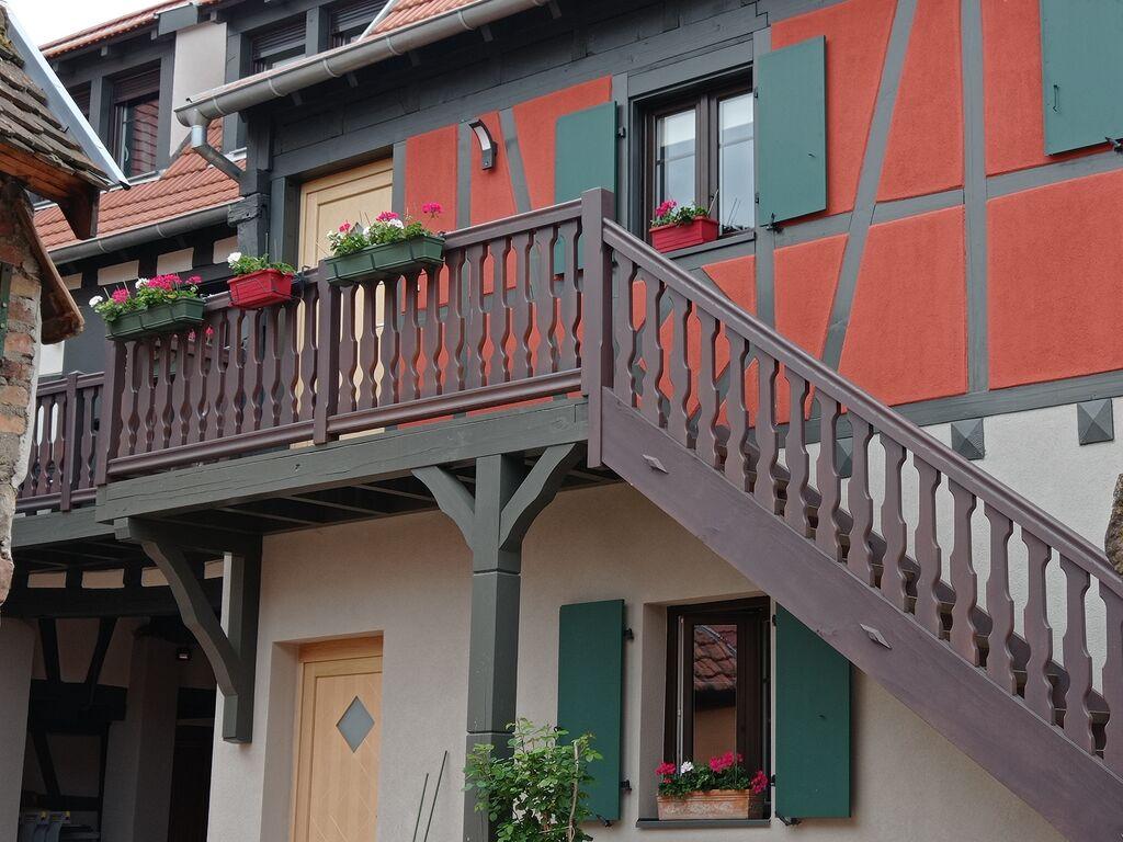 Holiday apartment Angenehme Wohnung in Dambach-la-Ville in der Nähe des Stadtzentrums (2814663), Dambach la Ville, Bas-Rhin, Alsace, France, picture 38