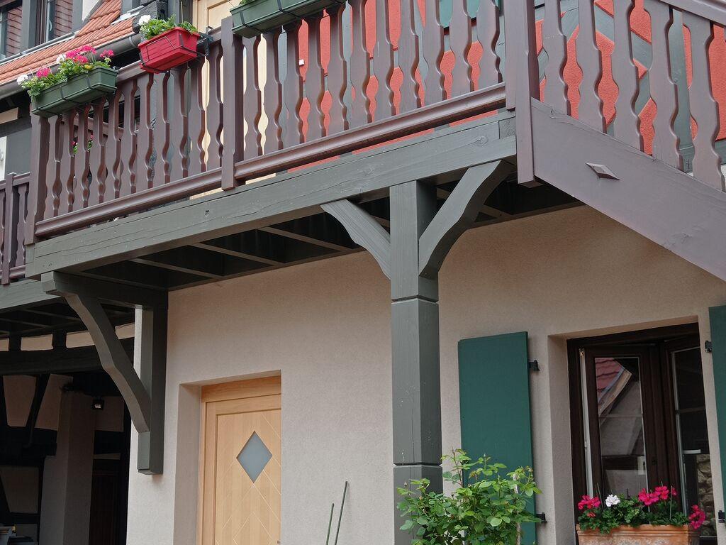 Holiday apartment Angenehme Wohnung in Dambach-la-Ville in der Nähe des Stadtzentrums (2814663), Dambach la Ville, Bas-Rhin, Alsace, France, picture 39
