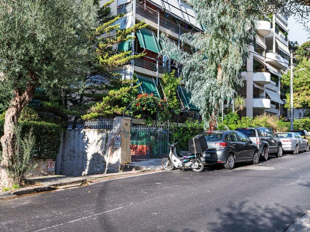 Ferienwohnung Geschmackvolle Ferienwohnung in Athen mit Klimaanlage (2734295), Paleo Faliro, , Attika, Griechenland, Bild 31