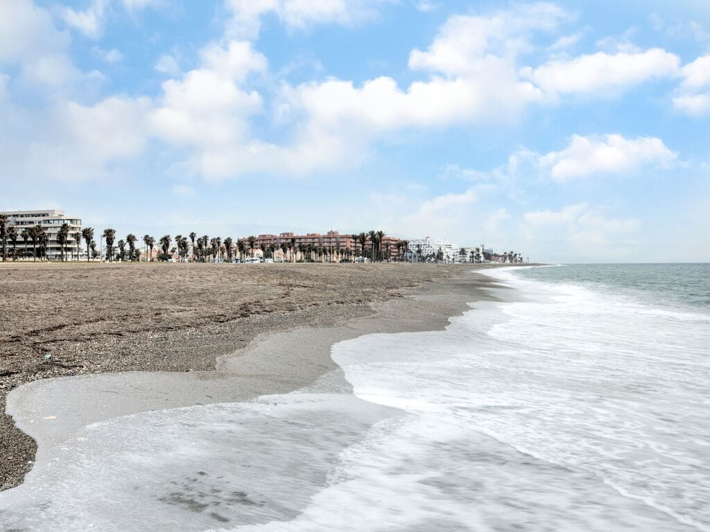 Extravagante Wohnung in Roquetas de Mar mit Swimmi Ferienwohnung  Costa de Almeria