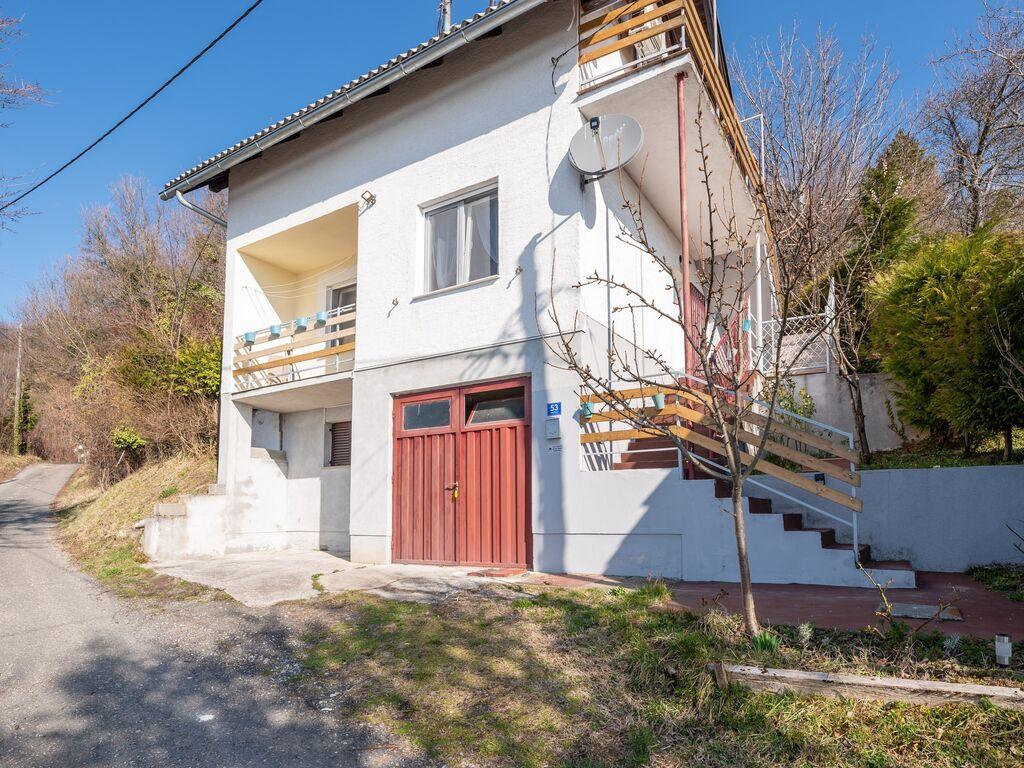 Ferienhaus Verführerisches Ferienhaus in Prilipje mit Terrasse (2778032), Jastrebarsko, , Mittelkroatien, Kroatien, Bild 2