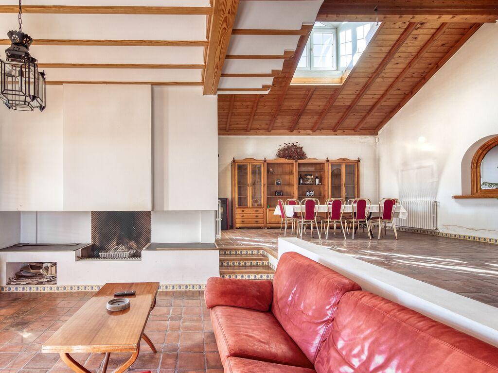 Chalet de lujo con jardin y piscina privada en Vil Ferienhaus  Kastilien La Mancha