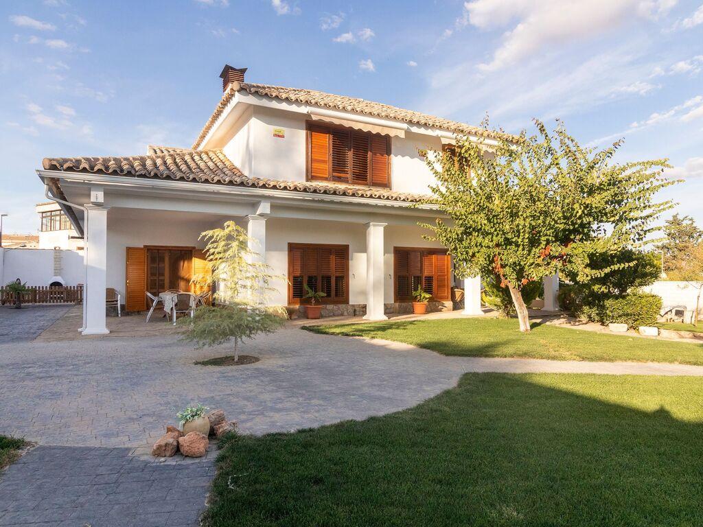 Ferienhaus Faszinierendes Ferienhaus in Villacañas mit Swimmingpool (2753633), Villacañas, Toledo, Kastilien-La Mancha, Spanien, Bild 6