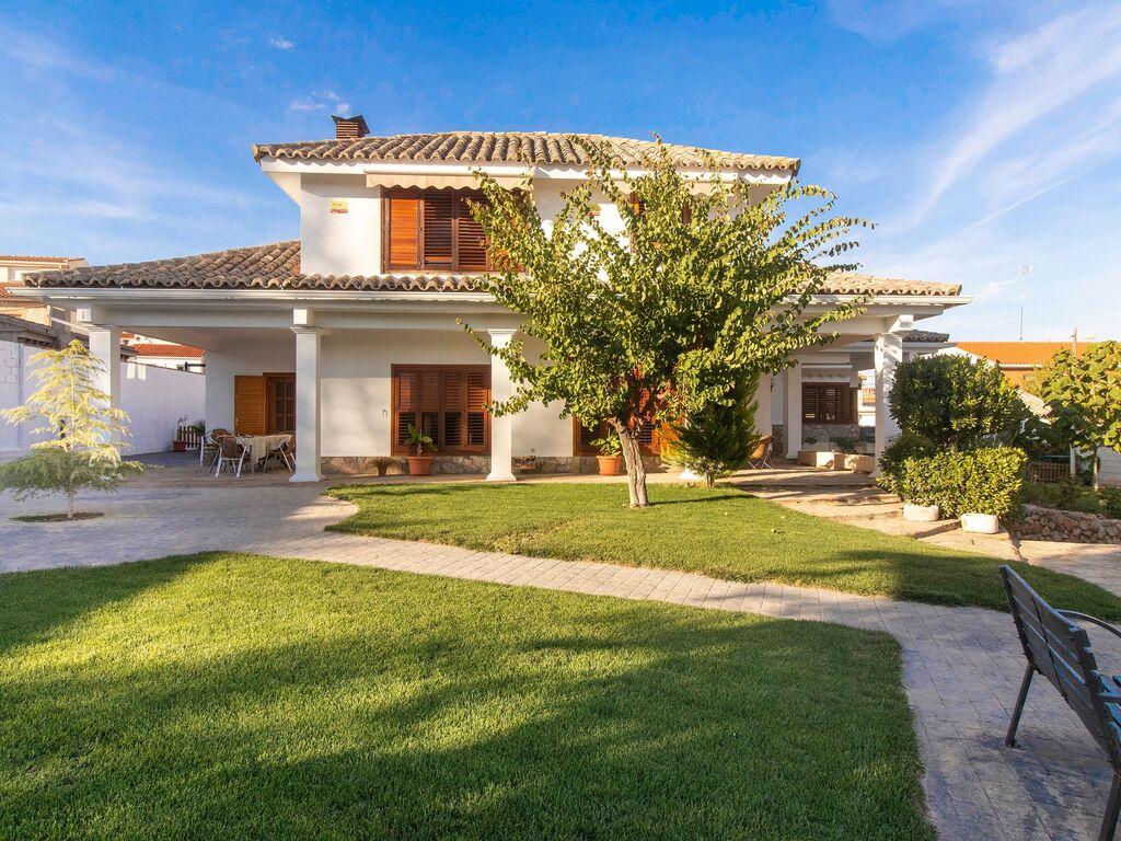 Ferienhaus Faszinierendes Ferienhaus in Villacañas mit Swimmingpool (2753633), Villacañas, Toledo, Kastilien-La Mancha, Spanien, Bild 5
